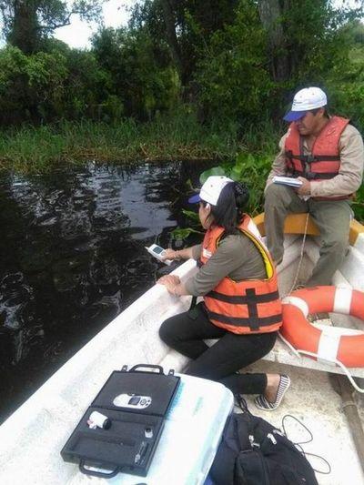 Informe confirma que análisis no detectó químicos en río Paraguay