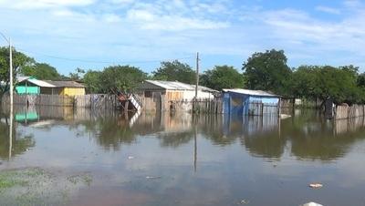 Aprueban presupuesto de G. 3 mil millones para afrontar inundación en Concepción