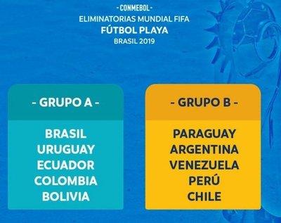 Grupos de las Eliminatorias