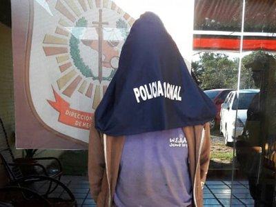 Detienen a sospechoso de abuso sexual en Coronel Oviedo