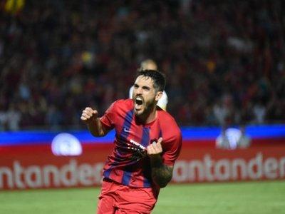 Los goles de una histórica noche de Copa