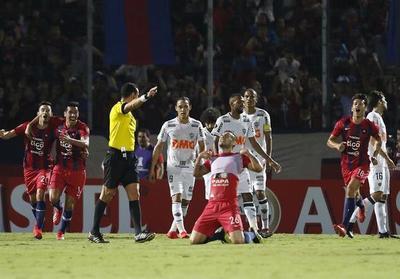 Cerro Porteño golea a Atlético Mineiro y se clasifica a octavos de la Libertadores
