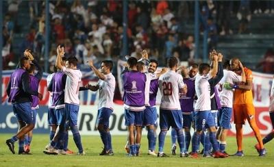HOY / Nacional elimina al Zamora y queda cerca de octavos de final