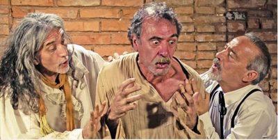"""Fusión de 3 monólogos da vida a """"Miguel, Jean y Rafael"""""""
