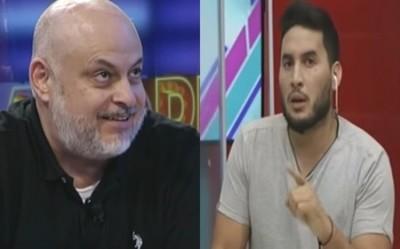 César Trinidad Se Reafirmó En Sus Dichos Contra Payo Cubas: 'Lo Traté De Cagón Porque Es Un Cagón'