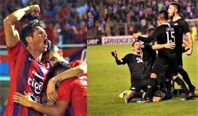 Equipos paraguayos con buena racha en la Copa Libertadores