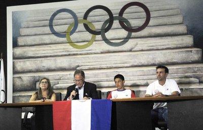 Fedepa presentó a jinete mundialista Pérez