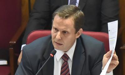 Alberto Martínez Simón fue elegido como nuevo ministro de la Corte – Prensa 5