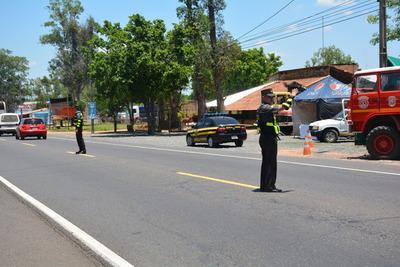 Operativo Semana Santa: Patrulla Caminera busca garantizar seguridad vial