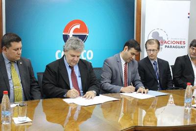 DGM renueva acuerdo con COPACO para adquisición de servicios