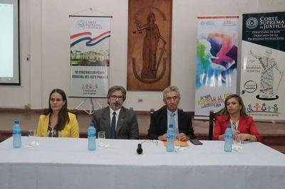 Se realizó taller sobre el Acuerdo ADPIC en relación con la Observancia