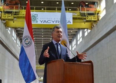 Paraguay recibió nuevo desembolso de Argentina