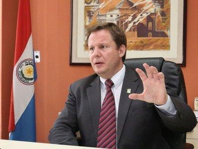 Mario Abdo oficializa acuerdo para Martínez Simón como ministro de la Corte