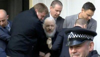 Oficina de DD.HH. de la ONU pide juicio justo para fundador de WikiLeaks