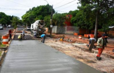 Avisan de desvíos sobre la Avenida Mcal. López por obras
