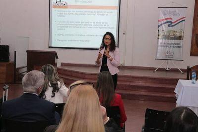 Culmina el curso de propiedad intelectual en Ciudad del Este