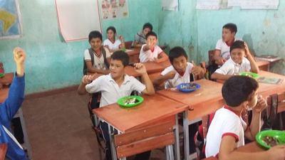 Misma empresa de años anteriores servirá almuerzo escolar