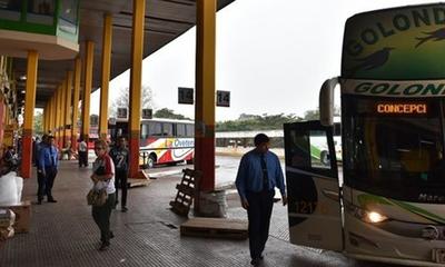 Desde el Martes Santo buses tendrán horario liberado – Prensa 5