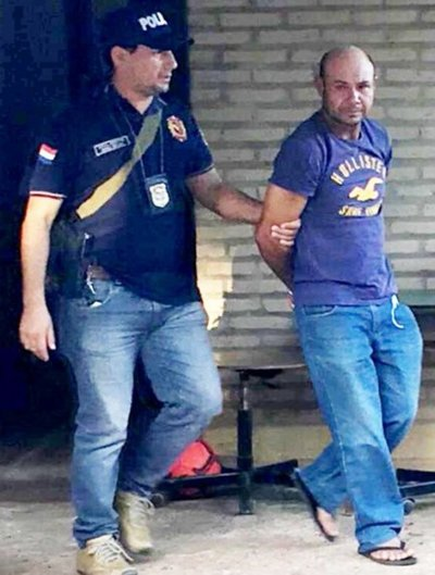 Cae presunto asesino de misionero en Villa Ygatimí