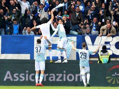 """El Spal aplaza el """"Scudetto"""" del Juventus"""