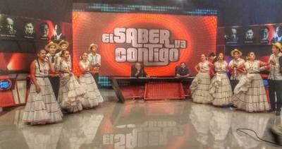 """""""El Saber va contigo"""", un programa 100% nacional con la mayor audiencia"""
