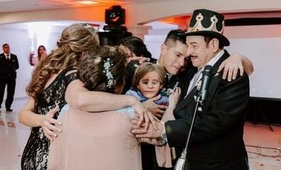 Hijo de Nizugan hereda a Cachito en su boda