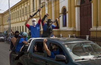 Protestas se mantienen en Nicaragua y surge llamado para cumplir acuerdo