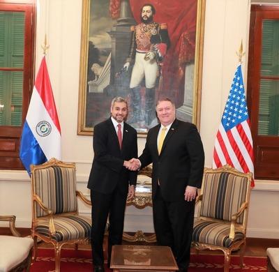 Paraguay-EEUU: Firme compromiso por el combate al crimen transnacional