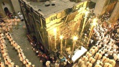 Jerusalén es centro de la religiosidad en estos días