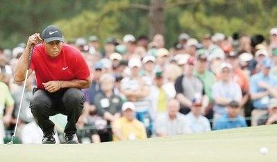 """Tiger Woods volvió a ganar un """"grande"""""""