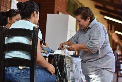 Presentan papeleta oficial de voto para las elecciones municipales en CDE