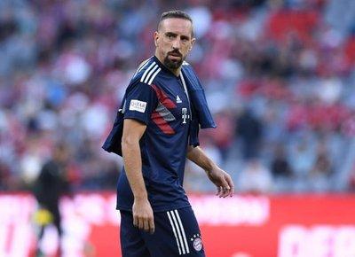 Ribéry podría retirarse en Catar