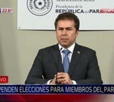 Dejarán de elegir parlasurianos desde las próximas elecciones