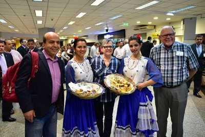 """Inicia campaña """"Paraguay Buen Anfitrión"""" en el Silvio Pettirossi"""