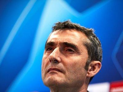 """Valverde: """"No tenemos que especular, la idea es ganar"""""""