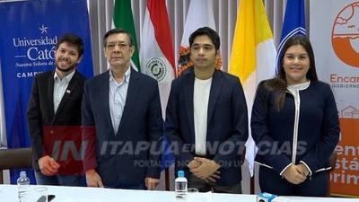 LANZAN  PRIMER CONGRESO DE EMPRENDEDURISMO, LIDERAZGO, ECONOMÍA Y CIENCIAS.