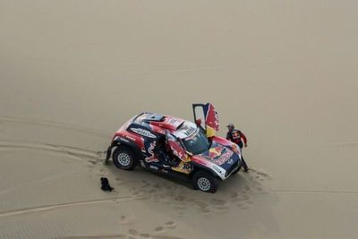 Arabia Saudita recibe al Rally Dakar