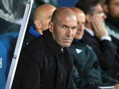 """Zidane: """"Tenemos que dar un poco más todos"""""""