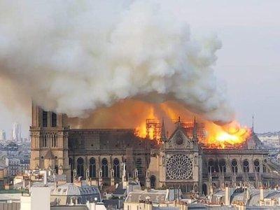 Estrellas del fútbol mundial y su lamento por lo ocurrido en Notre Dame