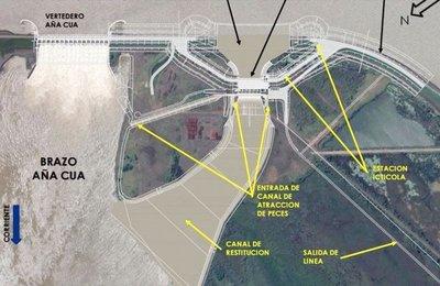 Aprueban test de turbinas del Aña Cua