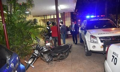 Joven enfrenta a banda de motoasalantes en Asunción – Prensa 5