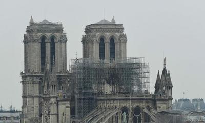 Notre Dame: París, con el corazón roto – Prensa 5