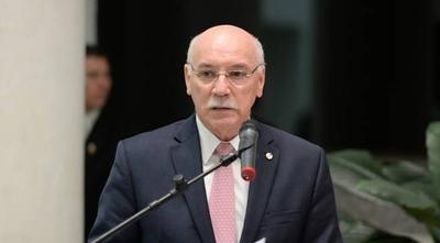 HOY / Supresión de elección del Parlasur debe hacerse vía ley, dice excanciller