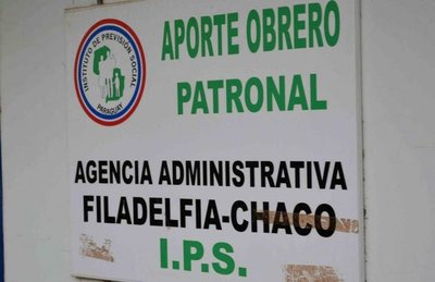 Asegurados del IPS, sin cobertura en el Chaco Central
