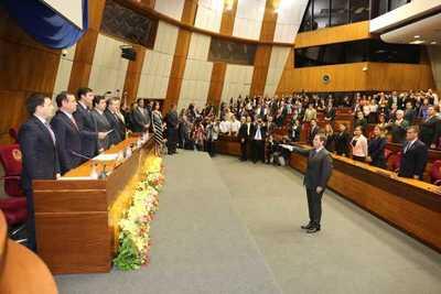 Juró Alberto Martínez Simón como nuevo ministro de la Corte Suprema de Justicia