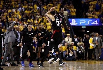 Remontada histórica de los Clippers