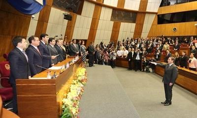Alberto Martínez Simón juró como nuevo ministro de la Corte – Prensa 5