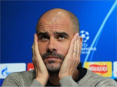 """Guardiola: """"No vine aquí para ganar la Champions"""""""