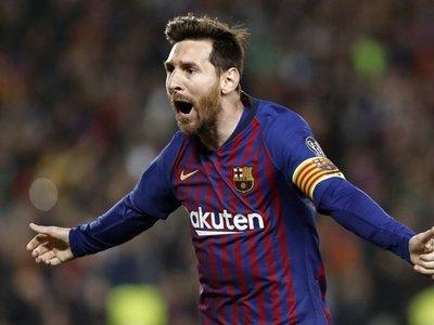 Messi conduce al Barça a semifinales