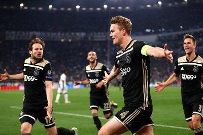 Ájax elimina a la Juventus de la Champions League